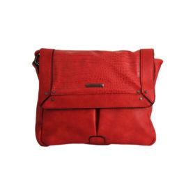 Дамска чанта 01-17-164-60 малка цвят червен