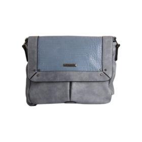 Дамска чанта 01-17-164-63 малка цвят син